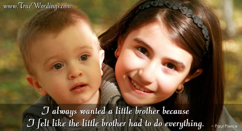 Little Brother Quotes