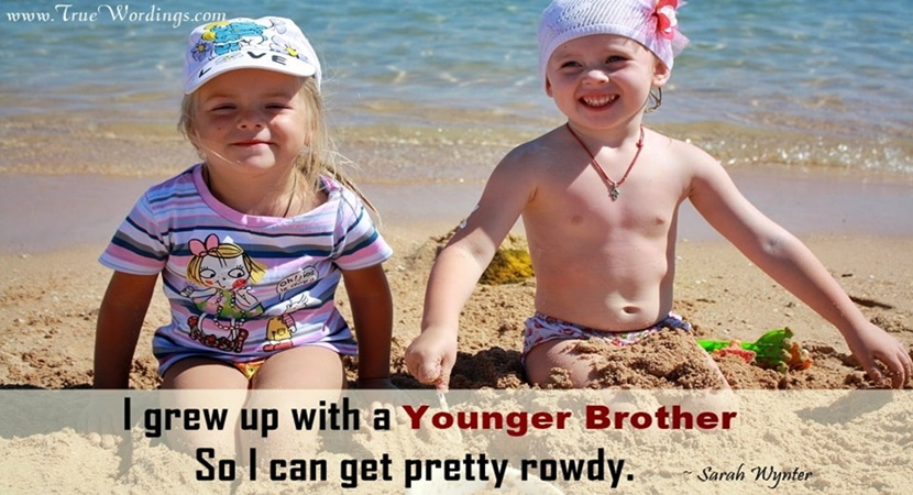 brother and sister images with quotes