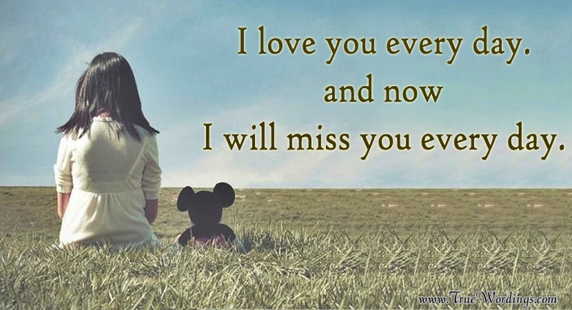 Loss Of A Sister Quotes And Sayings Miss You Sister Death Quotes