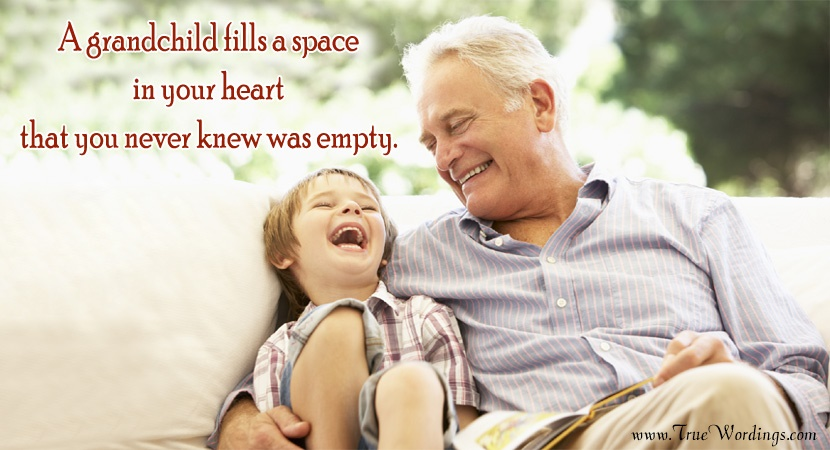 quotes for grandchildren from grandparents