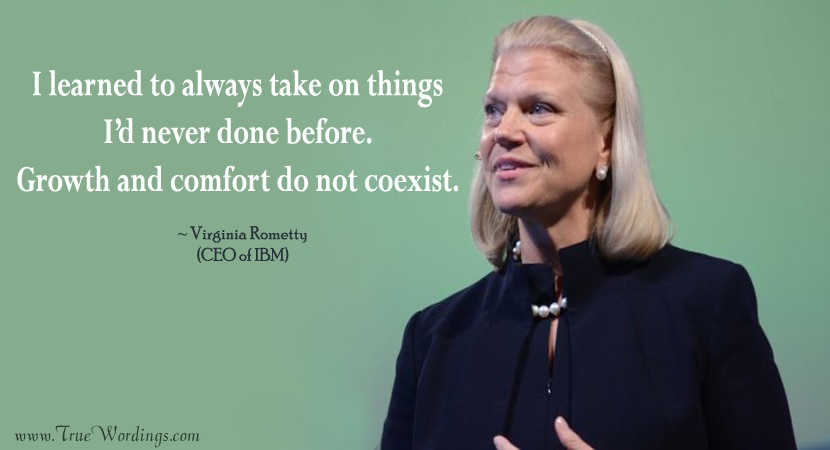 virginia rometty quote