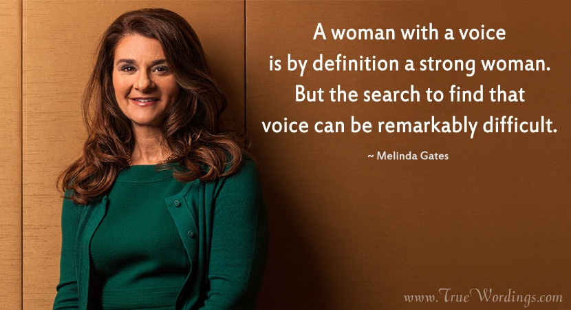 quotes on strong women