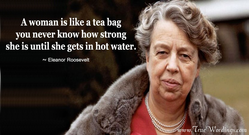 quotes for a strong woman