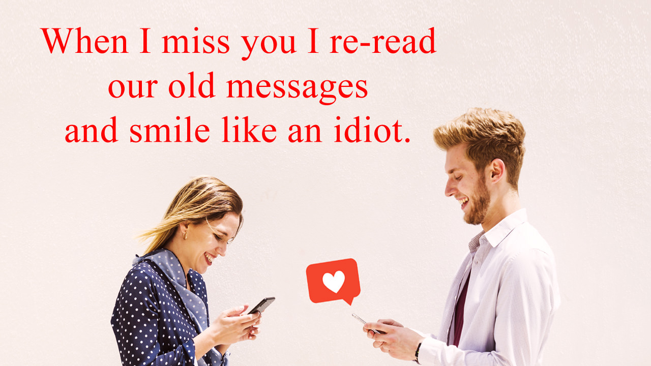 Cute Funny Miss You Quotes for Her