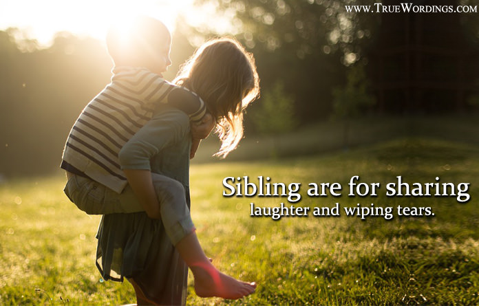 sibling images
