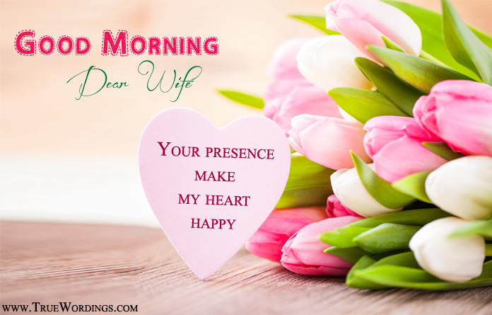 Good Morning My Love Wife Images : Good morning love quotes for my wife
