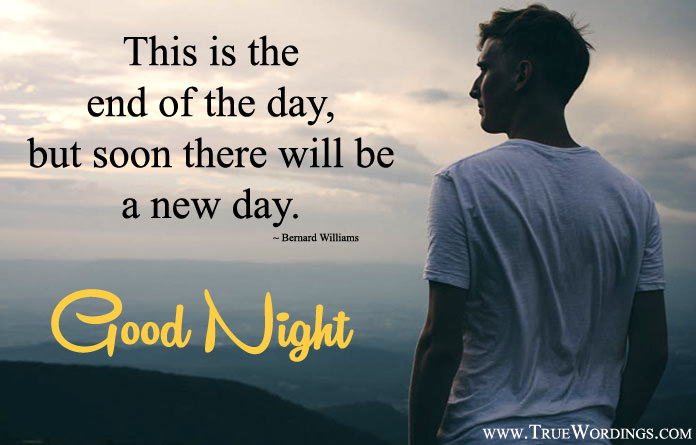 Good Night Quotes With Images ...