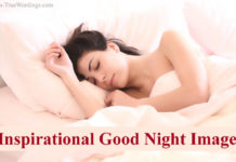 Inspirational Good Night Images Quotes