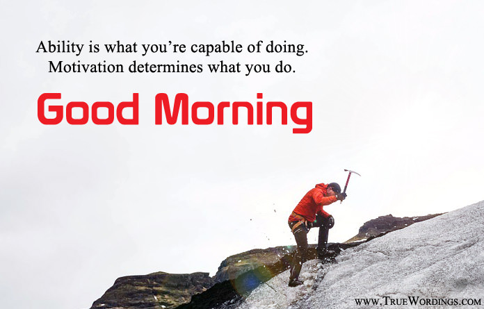 Positive Morning Quotes   Inspirational Good Morning Images Positive Thoughts Quotes Sayings