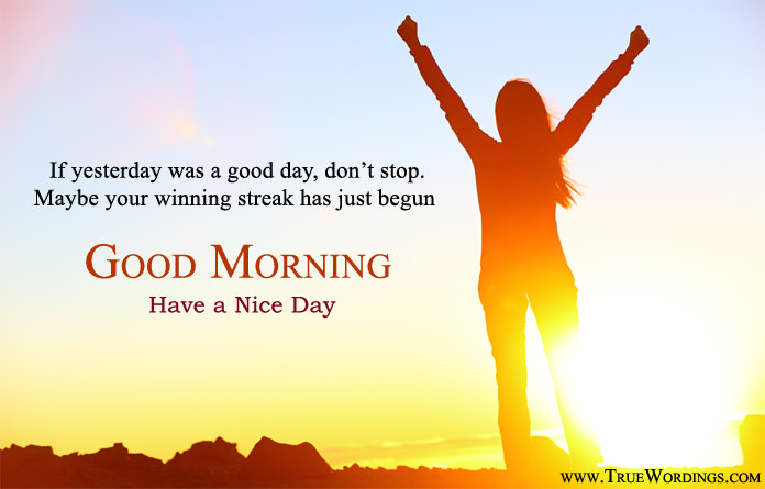 Inspirational Good Morning Images Positive Thoughts Quotes Sayings