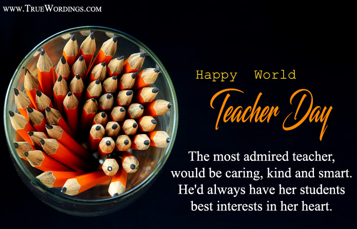 International Teachers Day Quotes and Sayings