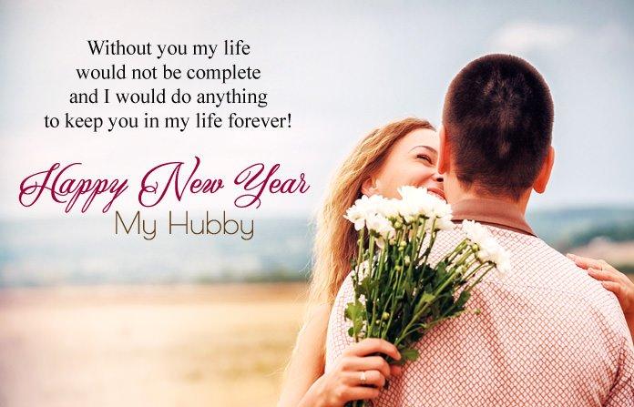 Happy New Year Husband 50