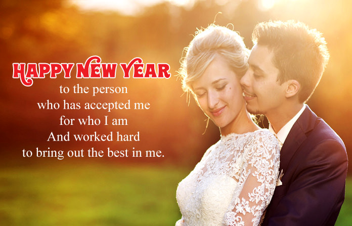 Happy New Year Love Quotes for Wife