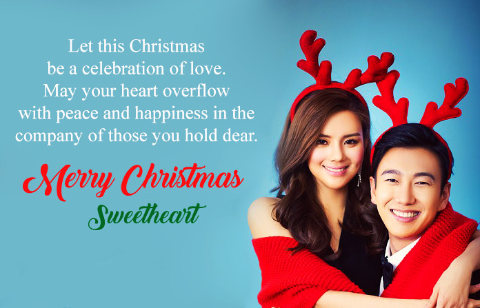 Elegant Christmas Love Quotes For Wife