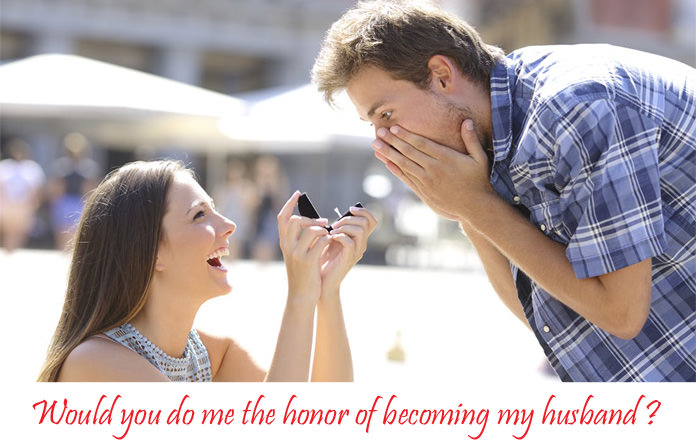 Lines to Propose a Boy