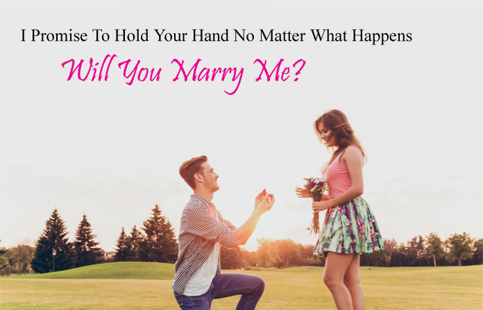 Marriage Proposal Quotes for Lover with