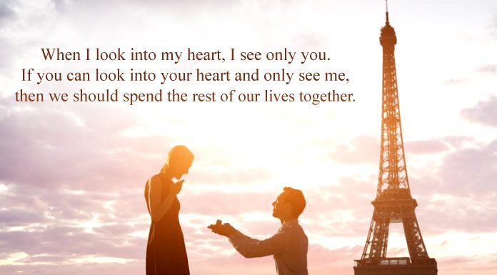Wedding Proposal Quotes