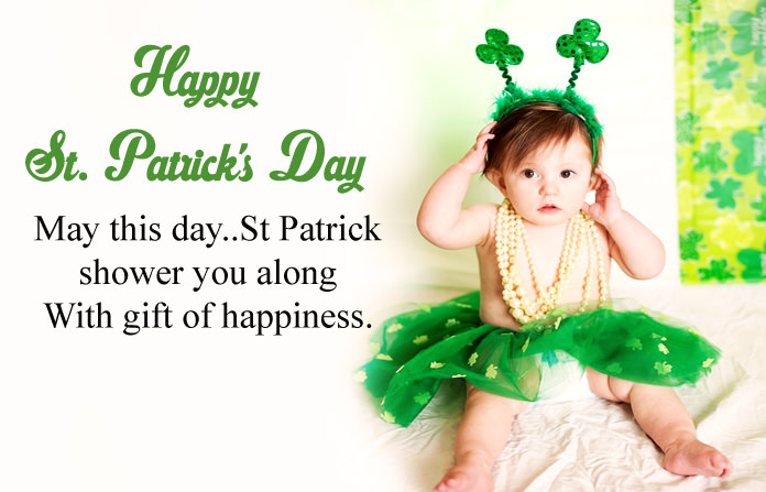 Cute Patricks Day Blessings