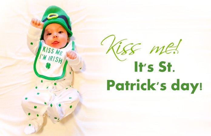 Cute Patricks Day Status from Irish People