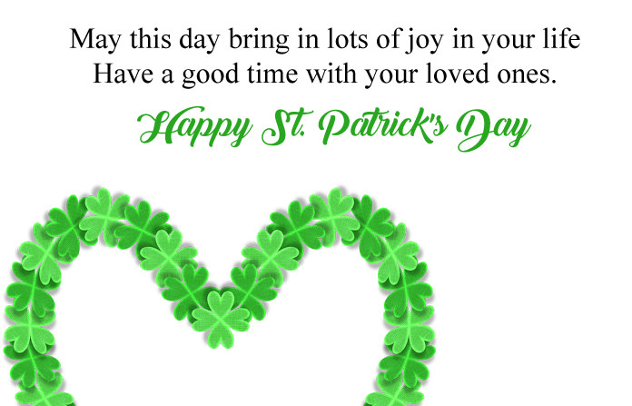 Happy St Patricks Day Images for Whatsapp
