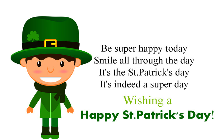 Saint Patricks Day Wishes Images