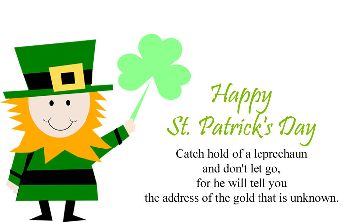 St Patricks Day Images with Quotes