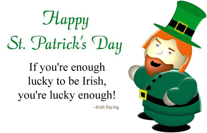 St Patricks Day Irish Quotes