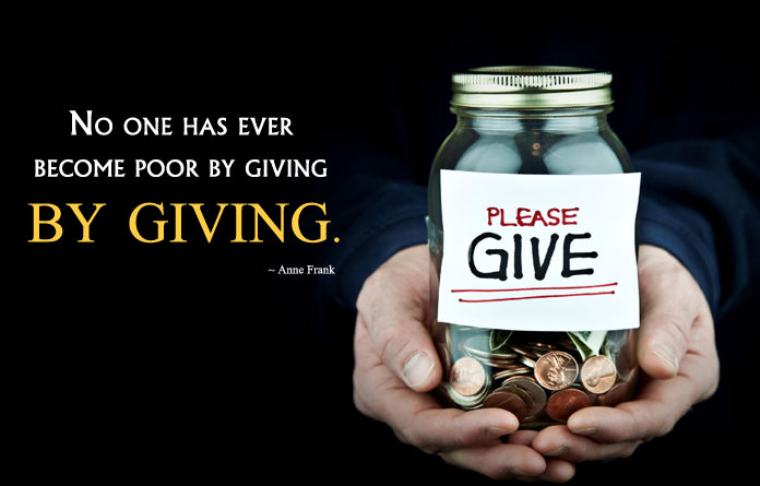 Quotes about Charity and Generosity