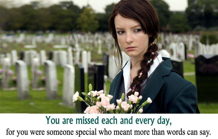 Sad Death Quotes