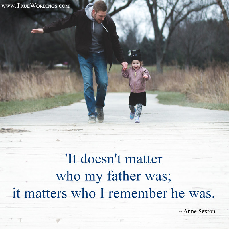 Father Remembrance Quotes