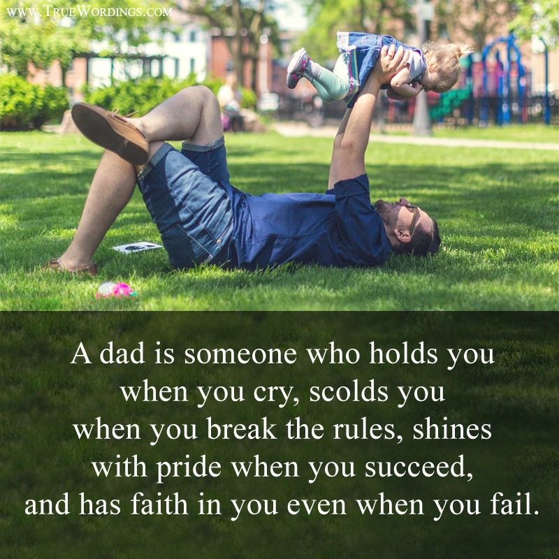 Heart Touching Quotes About Dad
