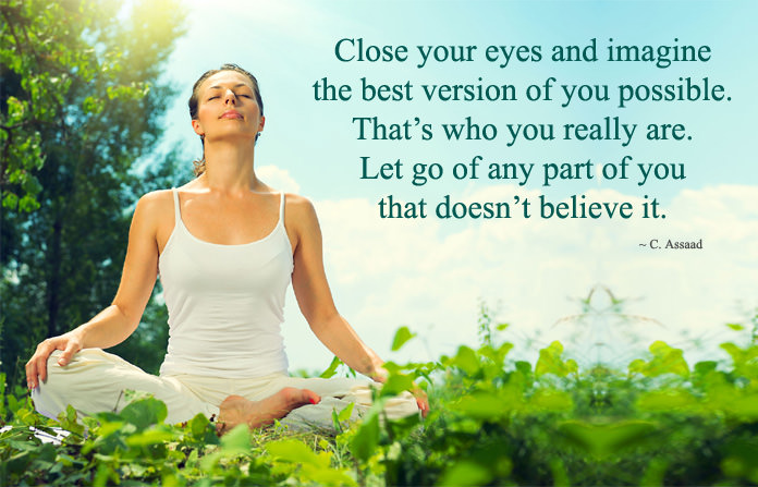Inner Peace and Calm Yoga Quotes