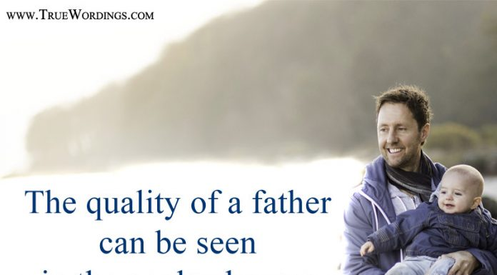 Inspirational Father Images with Quotes