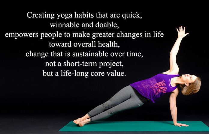 Inspiring Lines About Yoga