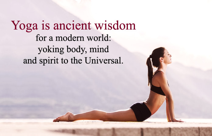 Life Changes Yoga Quotations