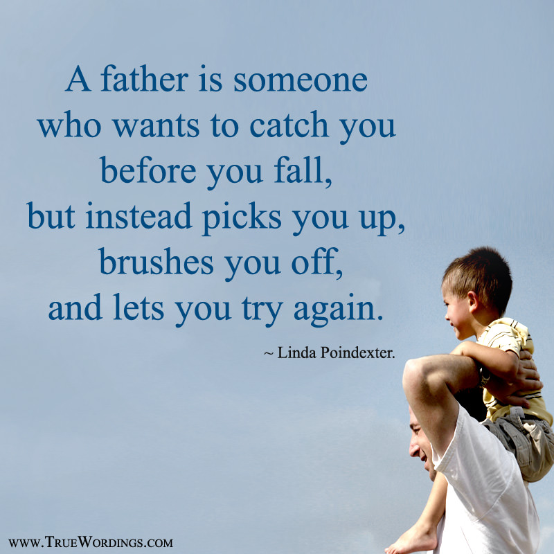 Motivational Lines About Father
