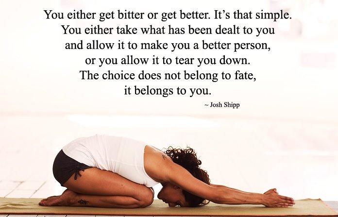 Yoga Practice Sayings