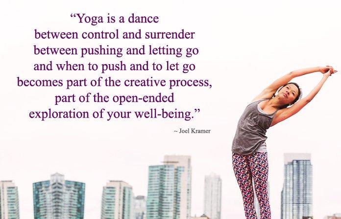 Yoga Strength Energy Quotes