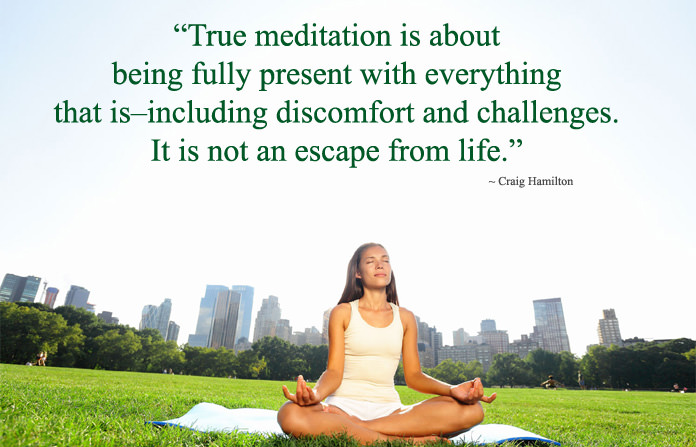 Yoga and Meditation Quotes