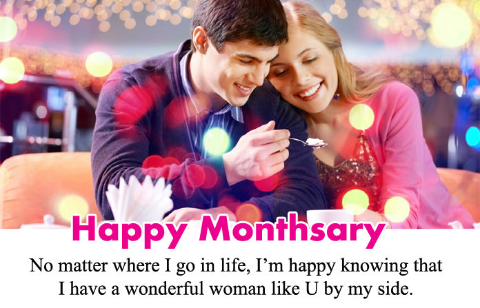 Happy Monthsary Messages