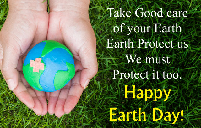 Happy Earth Day Care Quotes