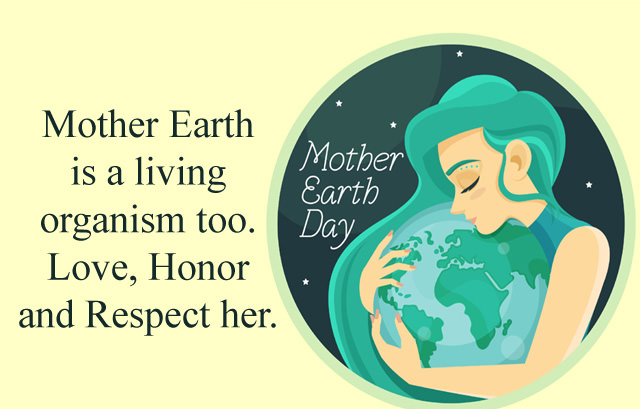 Mother Earth Day Quotes