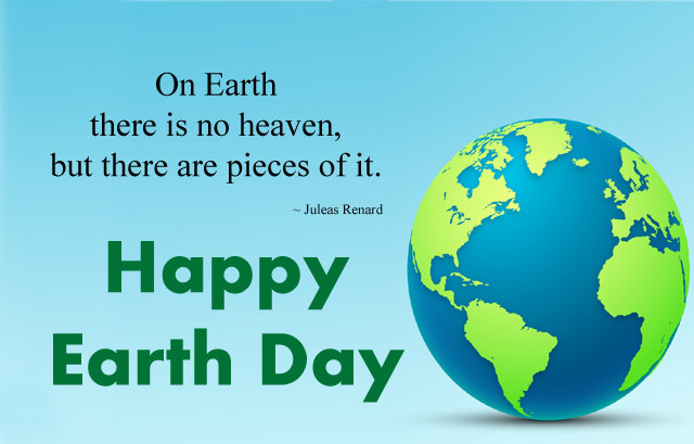 Short Earth Day Quotations