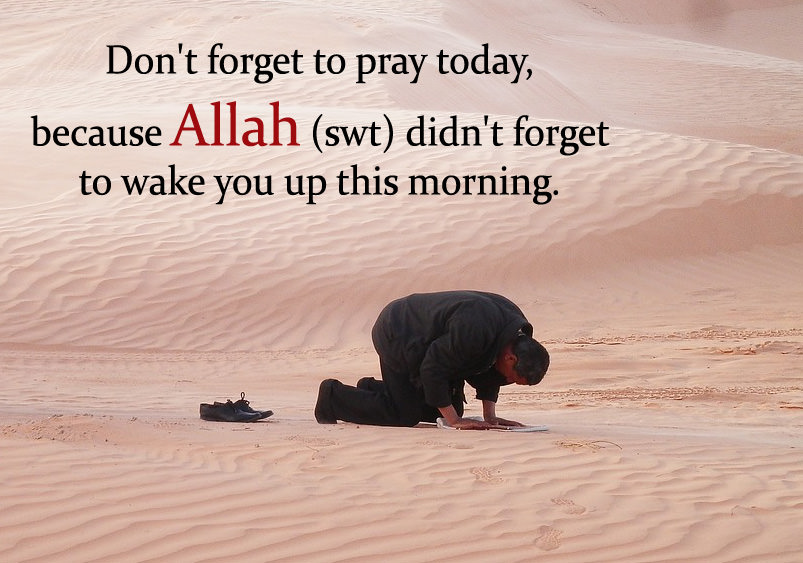 Allah Morning Quotes
