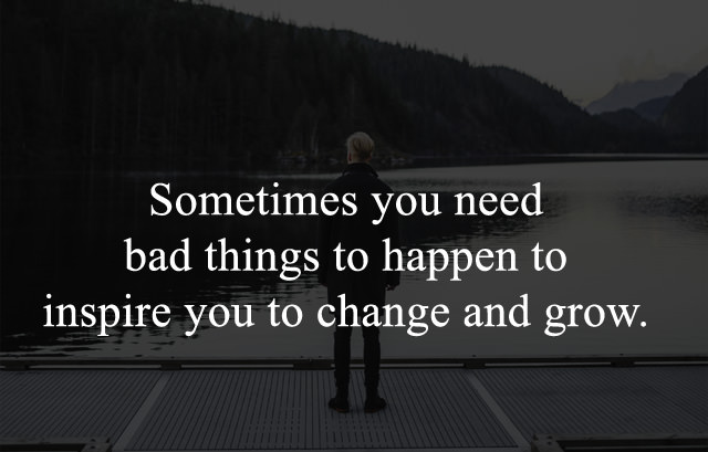Bad Things to Happen
