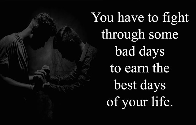 Fight for Best Days