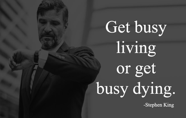 Get Busy for Success