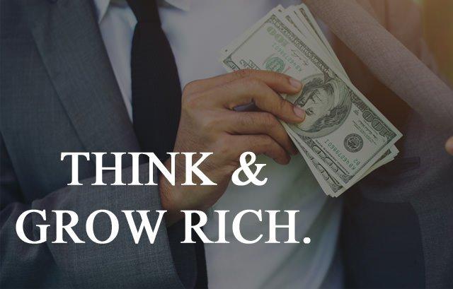 Grow Rich Status Caption