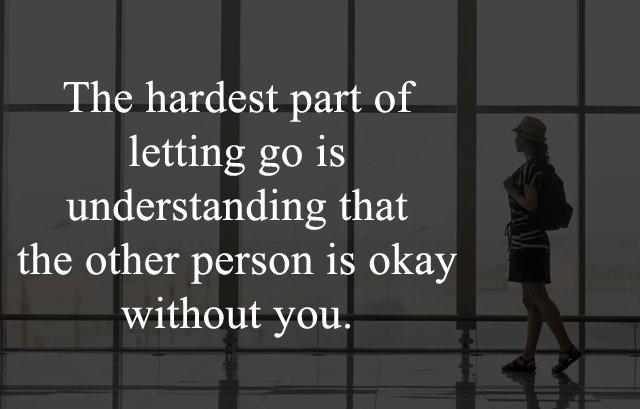 Hardest Part in Relationship