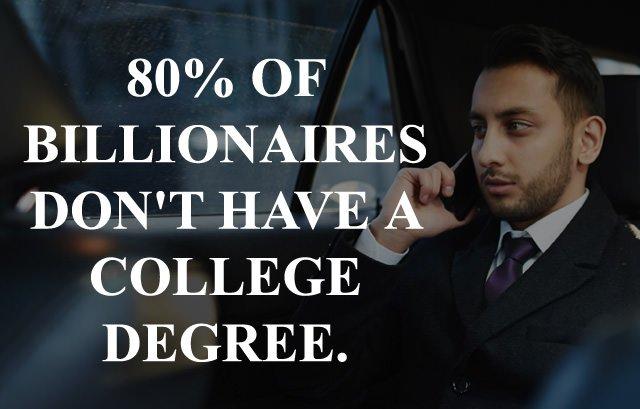 Insta Caption About Billionaires